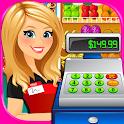 Supermarket Grocery Superstore - Supermarket Games icon