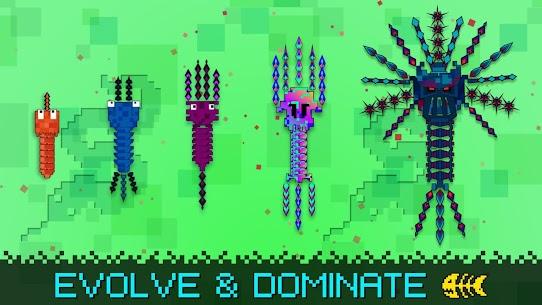 Pixel Sword Fish io 8