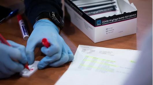 Informe Covid: 9 muertes, 48 hospitalizaciones y 250 contagios en 24 horas
