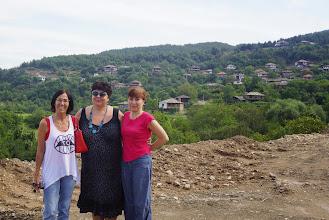 Photo: Изглед към Архитекрурен Резерват Лещен по пътя за Ковачевица.