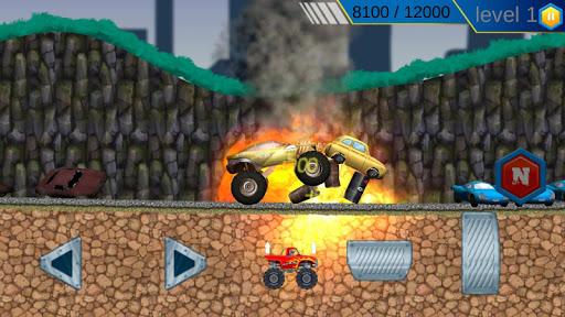 Monster trucks for Kids screenshots 12