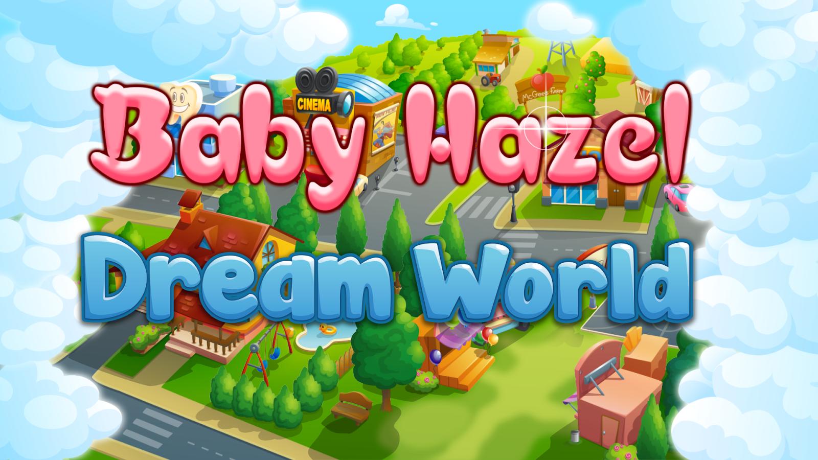 Baby hazel bed time youtube - Baby Hazel Dream World Screenshot