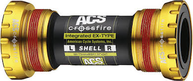 ACS Crossfire Bottom Bracket Cup Set alternate image 0