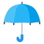 Зонтик - уведомления о дожде. Погода