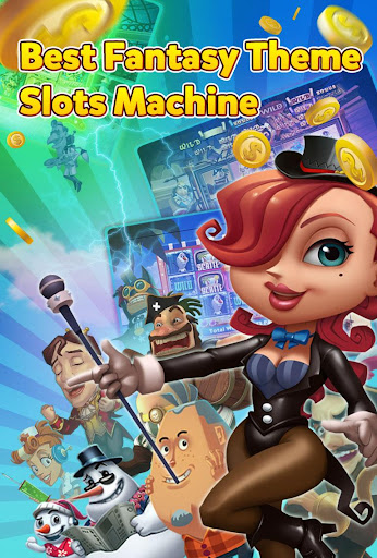 Slots: Fable World