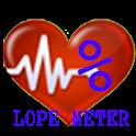 Love Testmeter calculator icon