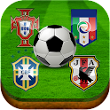 Football national teams Quiz icon
