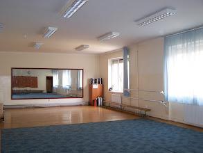 Photo: Kék terem (80 m2; férőhely kb. 40 fő részére)