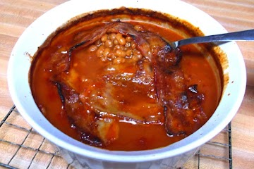 Bacon 'n Brown Sugar Baked Beans Recipe