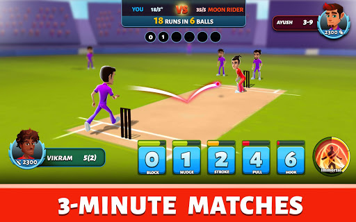 Hitwicketu2122 Superstars: Cricket Strategy Game apkmr screenshots 16