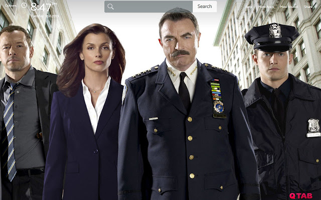 BLUE BLOODS Wallpapers HD Theme