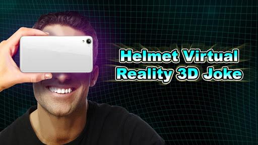 玩免費模擬APP 下載ヘルメットバーチャルリアリティ3Dジョーク app不用錢 硬是要APP