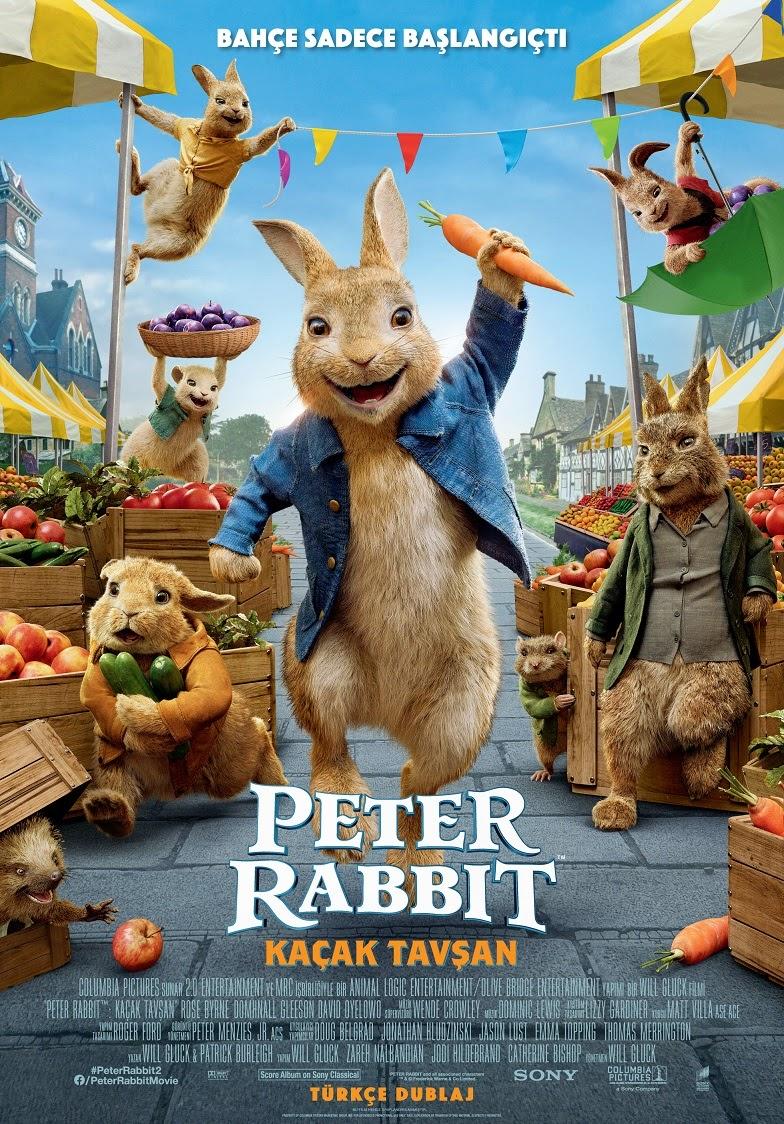 Peter Rabbit: Kaçak Tavşan - Peter  Rabbit™ 2 (2021)