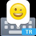 DU Emoji Keyboard-Turkish icon