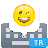 DU Emoji Keyboard-Turkish