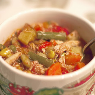 Slow Cooker Maryland Crab Soup.