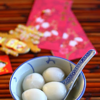 Peanut Dumplings (花生汤圆)