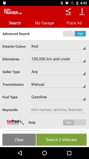 autoTRADER.ca - Auto Trader 6.15.0 screenshots 2