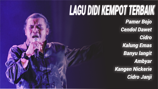 Download Didi Kempot Kangen Neng Nickerie Free For Android