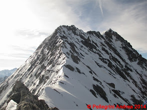 Photo: IMG_8917 inizia il tratto nevoso, magari