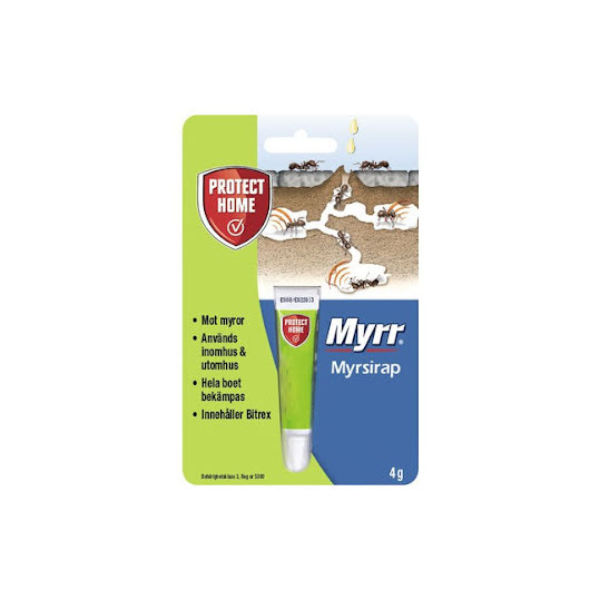 Myrr Protect Home Maursirup, 4g