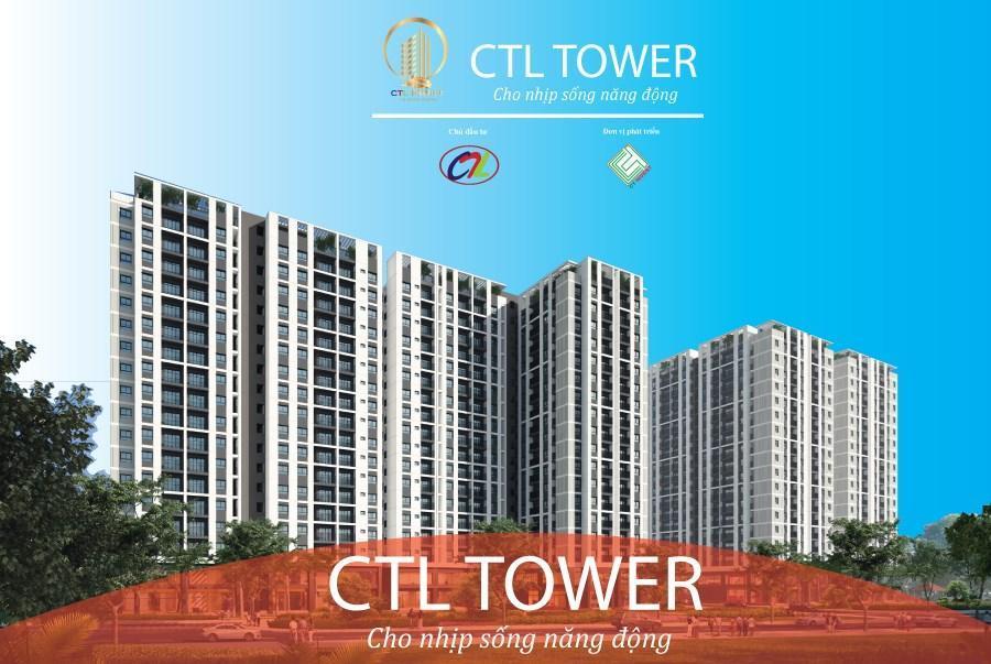 Căn Hộ CTL Tower 1 Tham Lương, Quận 12, TPHCM