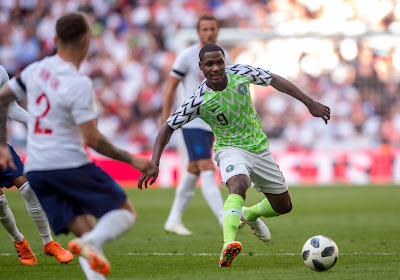 Les premiers mots Odion Ighalo (Manchester United)