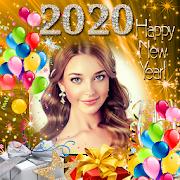 إطار العام الجديد 2020 - تحيات العام الجديد 2020