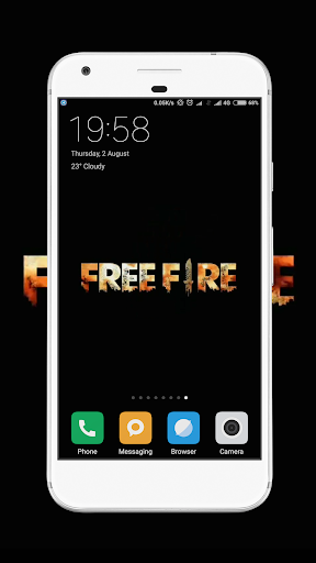 ... Garena Free Fire AMOLED Live Wallpaper Screenshot 2 ...