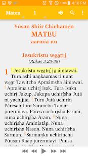 Shuar - Bible - náhled
