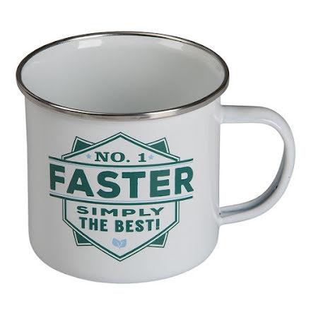 Retromugg - No 1 faster