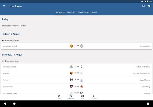 FIFA - Tournaments, Soccer News & Live Scores 4.3.72 screenshots 8