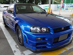 スカイラインGT-R R34 Vスペック2のカスタム事例画像 まーくん/GT-R🤭 ただの車好きですさんの2020年09月19日22:33の投稿
