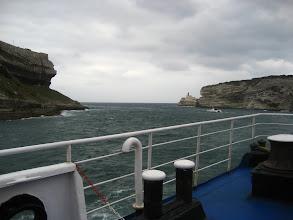 Photo: Sardunya'dan ayrılış. Leaving Sardinia.