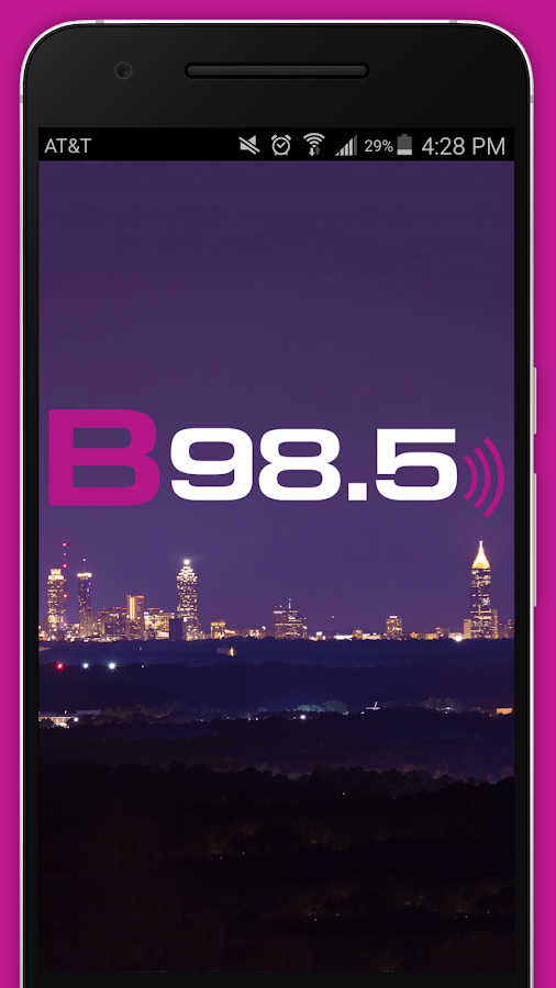 B98.5 Atlanta- screenshot
