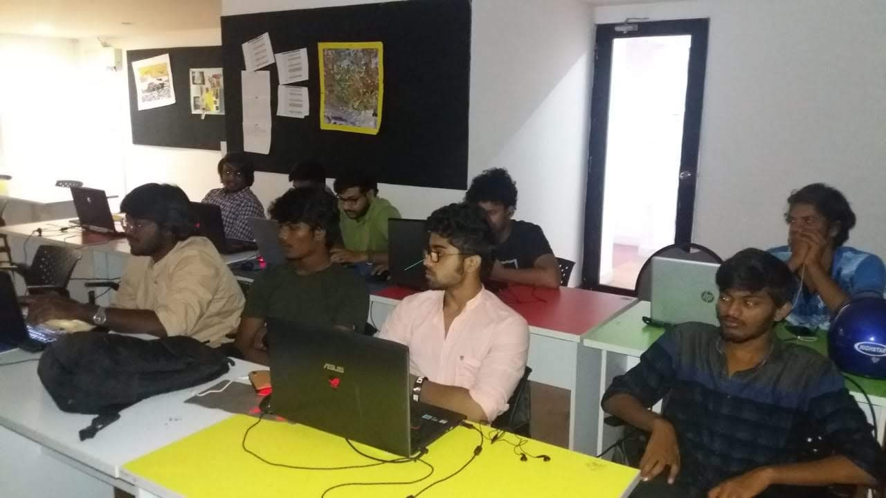 Unreal Engine - Workshop @ ICAT, Chennai