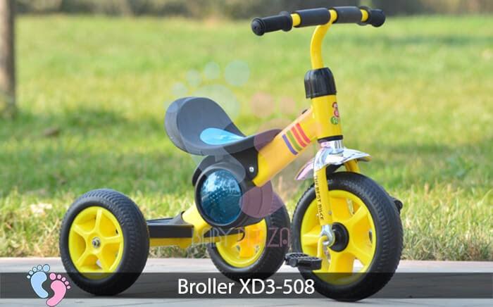 Xe đạp ba bánh cho bé Broller XD3-508 6