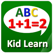 Kids learn Math Alphabet