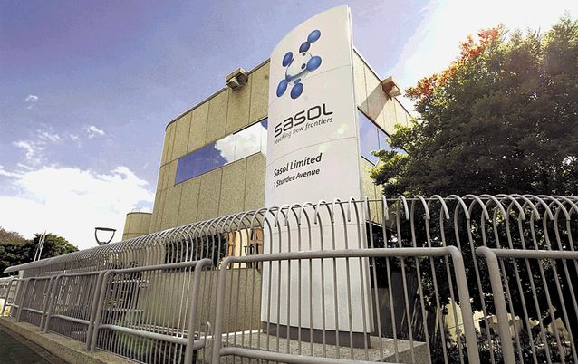 Sasol's headquarters in Rosebank, Johannesburg. Picture: FINANCIAL MAIL