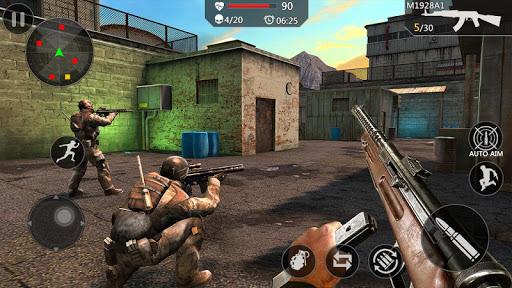 Gun Strike Ops: WW2 - World War II fps shooter 1.0.7 screenshots 5