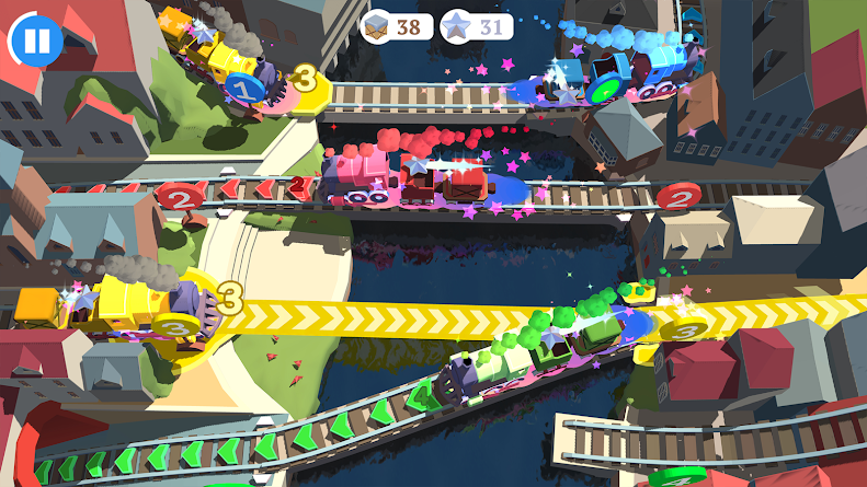 Train Conductor World v1.10.3 (Unlocked)