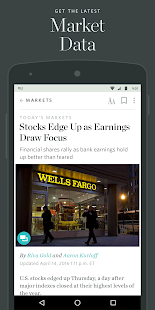 The Wall Street Journal: News Screenshot 5