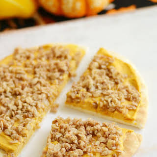 Pumpkin Dessert Flatbread.