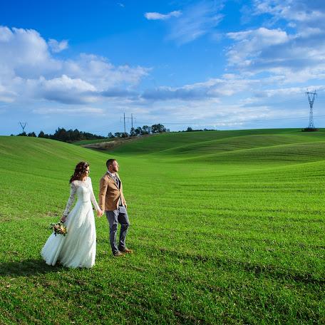 Свадебный фотограф Даша Гаврюсева (gdasha). Фотография от 25.10.2017