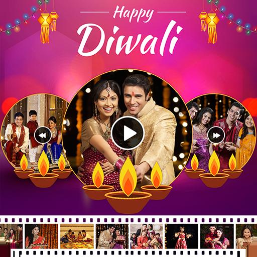 Diwali Movie Maker : Diwali Photo Slide Show (app)
