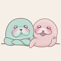 Bubble and Mint Candy Sticker Pack by Pomelo Tree icon