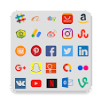 Medi: All social media & social network in 1 app