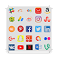 All social media and social network in one app.