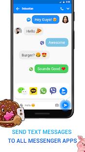 Messenger -  Messages, Texting SMS Messenger