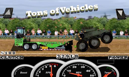Tractor Pull  screenshots 3